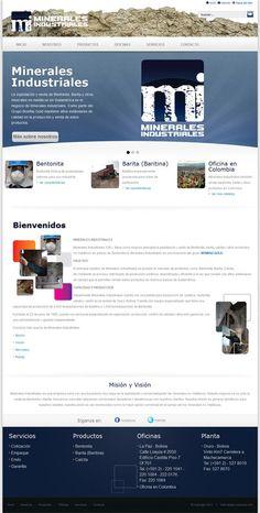 Minerales Industriales