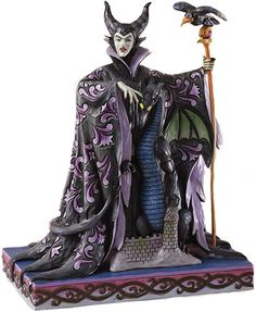 Disney Jim Shore Evil Enchantment Maleficent Figurine $79.99