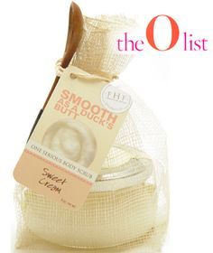 FarmHouse Fresh Fine Grain Salt Scrub - Oprah's O List March 2007.  Sold at Beauty Lane Spa!
