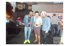 SAMBA CONEXÃO NEWS - Curta nossa página:www.facebook.com/conexaosambar/?fref=nf- Foi maravilhoso conhecer vocês dois, ex-cantores do Grupo Nosso Sentimento, a dupla Chininha & Príncipe. Aplausos!