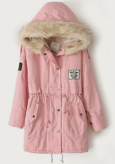 #parka #fashion #pastel #mint #shopping #sheinside #sales #fashionlogger #fashionblog #pink #military