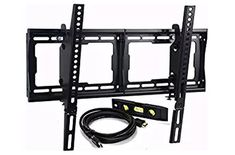 VideoSecu up or down Tilt Plasma LCD LED TV Wall Mount for most VESA (mounting thread inserts) up to Displays Best Tv Wall Mount, Tv Wall Mount Bracket, Wall Mounted Tv, Big Screen Tv, Flat Screen, Swivel Tv Stand, Plasma Tv, Audio