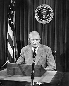 Eisenhower was known for being the 34th president of the United States of America
