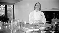 Claire Clark on the judging panel of the Golden Toque Middle East chef's competition - International Fine Food Festival, Dubai