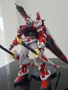 Astray Red Frame, Perfect Grade, Gundam Astray, Sci Fi, Superhero, Fictional Characters, Science Fiction, Fantasy Characters
