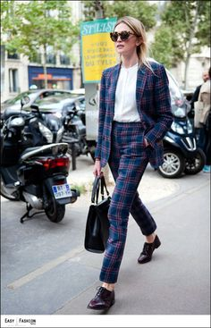 Easy Fashion: Fashion Highlanders - Paris Fashion Week