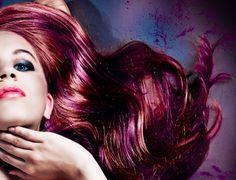 Como usar violeta genciana no cabelo