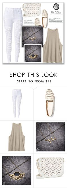 """ByYaeli 10/II"" by amra-mak ❤ liked on Polyvore featuring Dieppa Restrepo, Under One Sky and ByYaeli"
