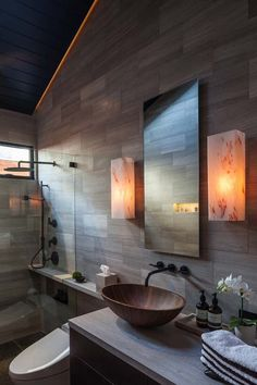 Asian bathroom design: 45 Inspirational ideas to soak up #AsianDecor