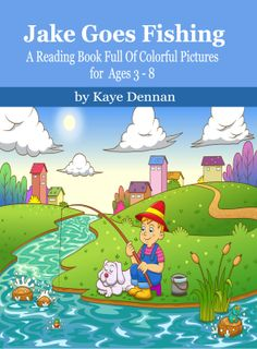 NEW Book with colored pictures for boys and girls aged 3 - 8. https://www.createspace.com/4679770