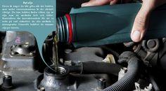 Kontrollera bilens olja När yttertemperaturförändringar, kommer det att påverka den interna temperaturen i motorn, så se till att du använder rätt olja till villkoren. Om du bor där temperaturen blir minusgrader, kommer du vilja byta till tunnare, mindre viskös olja. #vinterdäck