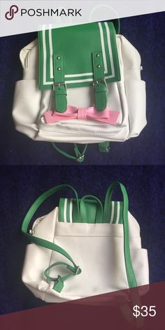 Sailor Jupiter Backpack Super cute and spacious backpack. Hot Topic Bags Backpacks