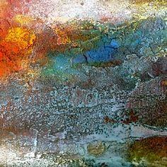 Kunst Ambiente gute laune malerei acryl abstrakt experimentell expressiv
