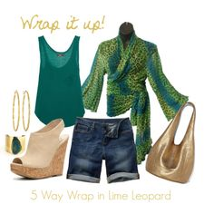 Wrap it Up - Plus Size Outfit, created by jill-alexander-designs-official on Polyvore