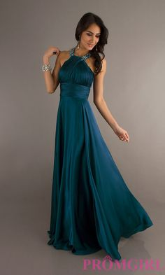 Shop long formal dresses and formal evening gowns at Simply Dresses. Women's formal dresses, long evening gowns, floor-length affordable evening dresses, and special-occasion formal dresses. Teal Prom Dresses, Grad Dresses Long, Gala Dresses, Long Bridesmaid Dresses, Pretty Dresses, Beautiful Dresses, Evening Dresses, Formal Dresses, Dress Prom