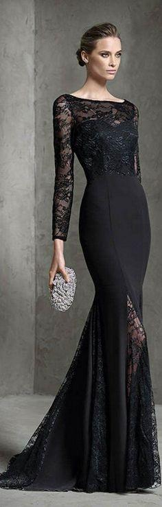Invitadas con vestidos de encaje, Â¡muy elegantes!