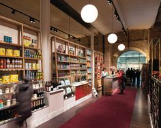Project: Fortnum & Mason - Retail Focus - Retail Design and Visual Merchandising - See us at EuroShop
