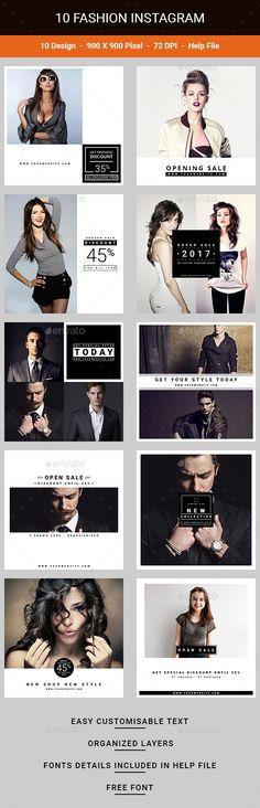Fashion Instagram - Banners & Ads Web Elements Download here : https://graphicriver.net/item/fashion-instagram/19294309?s_rank=34&ref=Al-fatih
