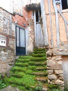 Rincon con encanto. Barrio del Castillo.