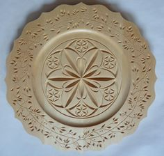 My Chip CarvingMODULE_HEADER_TAGS_PRODUCT_TITLE_SEPARATOR Scalloped Rim Plate- My Chip Carving- Chip Carving Lessons, Knives, Patterns- - Basswood Plates- - My Chip Carving, lessons, patterns, basswood boxes, plates, supplies