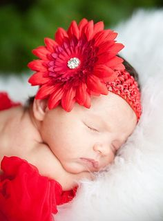 baby gift ideas new-baby-flowers New Baby Flowers, Silk Flowers, Newborn Pictures, Baby Pictures, Cute Kids, Cute Babies, Baby Tutu Dresses, Candy Apple Red, Tutus For Girls