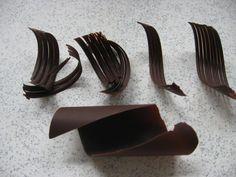 Anleitung Herstellung Schokoladendeko 1860637614