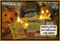 Getting Ready for Halloween with NESTLÉ #Treats4All #CollectiveBias #ad