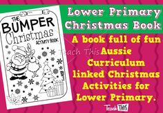 2015 Christmas Activity Book - Lower Primary
