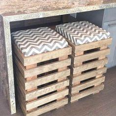 Wooden Pallet Furniture DIY pallet furniture projects for home decor Wooden Pallet Projects, Wooden Pallet Furniture, Wood Pallets, Rustic Furniture, Contemporary Furniture, Vintage Furniture, Pallet Crates, Pallet Benches, Pallet Boards