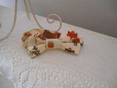 'Christmas Inspired' Boys Bow Tie ComfyBabes@etsy.com.au #boy #bowtie #Christmas #woodlandforest