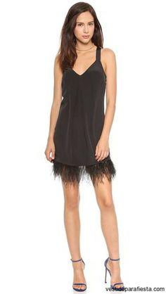 Juveniles vestidos cortos de fiesta color negro con plumas – 16 - https://vestidoparafiesta.com/juveniles-vestidos-cortos-de-fiesta-color-negro-con-plumas/juveniles-vestidos-cortos-de-fiesta-color-negro-con-plumas-16/