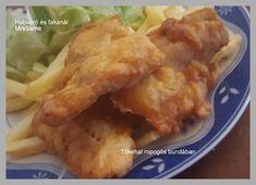 Habverő és fakanál: Tőkehal ropogós bundában Meat, Chicken, Drink, Food, Beverage, Essen, Meals, Yemek, Eten