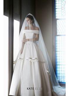mikado silk dress