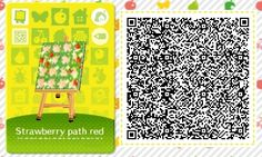 Animal crossing new leaf hhd qr code paths animal for Carrelage kitsch animal crossing new leaf