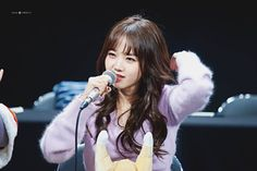 Choi Yoojung, Kpop Girls, My Idol, Fan Art, Concert, Recital, Fanart, Festivals