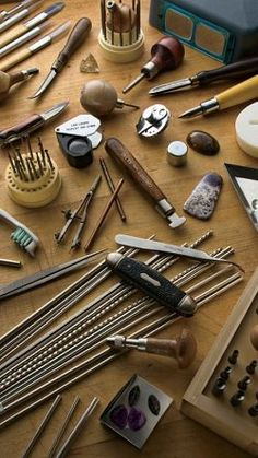 Intro to Stone Setting: Essential Tools for Setting Stones in Bezels and Other Settings - Jewelry Making Daily - Blogs - Jewelry Making Dail...