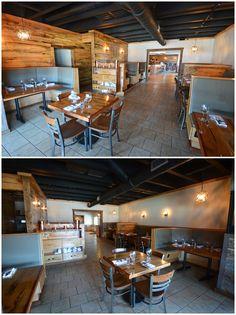 Wonderful VIRGINIA BEACH RESTAURANT DESIGN | Hearth Rustic Interior, Wood Wall,  Commercial Interior Design,