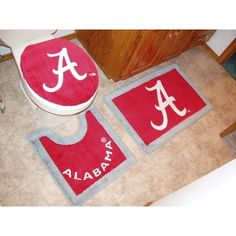 Merveilleux Alabama Bath Decor  Need This For The Boys Bathroom Alabama Bedroom, Sports  Bathroom,