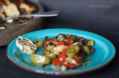 Love`s Green Kitchen: Пуешко със зеленчуци на сач