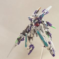 GUNDAM GUY: Custom Build: 1/144 Gundam Silcodova - Custom Build
