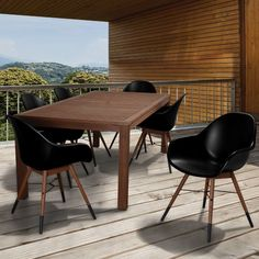 Amazonia Tucson Patio 7 Piece Dining Set