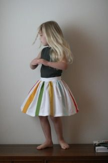 Katie Did Journal...Gotta make this for next summer...Mommy & Me Skirts!!! --Candy!