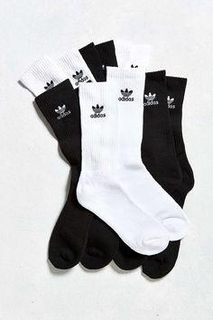 adidas Cushioned Crew Sock 6-Pack