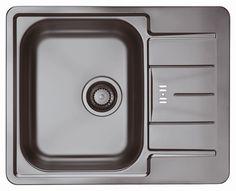 Alveus Design Küchenspüle Einbauspüle Gold Kupferfarben Anthrazit LINE60 J | eBay