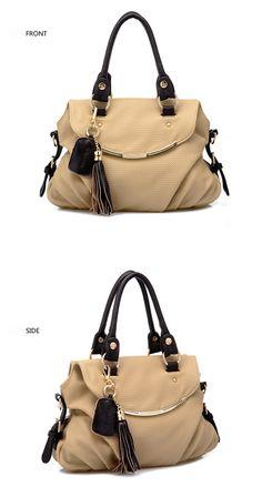 New Fashion Women S Handbag Tote Pu Leather Shoulder Messenger Bag Coach Handbags Designer Purseswhole
