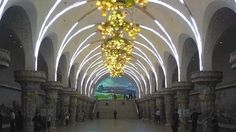 Estación de Yonggwang (Pyongyang, Corea del Norte)