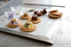 Peanut Butter Easter Bonnets