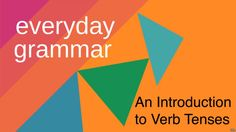 Everyday Grammar TV is a video series from Learning English to teach grammar for learners of American English.