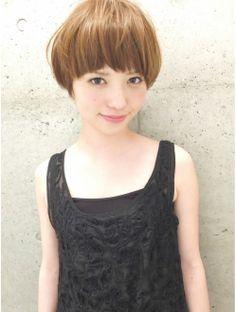 コクーン(Cocoon) やっぱり気になるショートヘア☆