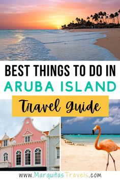 Aruba is an amazing destinations for couples looking for a vacation in paradise. Best Things to Do in Aruba: Couples Travel Guide I What To Do in Aruba I Romantic Travel in Aruba I Where to Go in Aruba I Luxury Vacation in Aruba I Amazing Island Vacations I Anniversary Trip to Aruba I Aruba Travel Tips #aruba #couplestravel Aruba Island, South America Travel, North America, Caribbean Vacations, Travel Destinations, Amazing Destinations, Travel Guide, Travel Ideas, Travel Couple